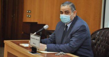 رئيس جامعة كفر الشيخ يعلن عن تطبيق نظام التعليم الهجين