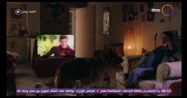 مسلسل لعبة نيوتن الحلقة 2.. محمد ممدوح يهدد منى زكى بالطلاق لبقائها بأمريكا
