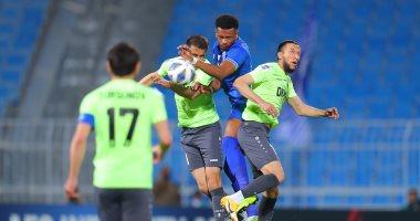 السعودية نيوز |                                              الهلال السعودي يسقط فى فخ التعادل أمام أجمك الأوزبكي بدوري أبطال آسيا