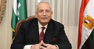 """""""أبو شقة"""" ينعى مكرم محمد أحمد: الصحافة المصرية فقدت رمزاً من رموزها"""