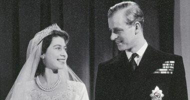 العائلة المالكة تبرز احتفال الأمير فيليب والملكة إليزابيث باليوبيل البلاتينى لزواجهما