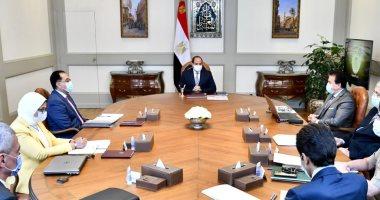 الرئيس السيسي يوجه باستمرار برامج التوعية بالإجراءات الاحترازية لكورونا