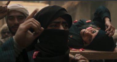 مسلسل موسى الحلقة 6.. محمد رمضان يحضر جنازته ويعزى أمه