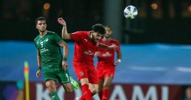 السعودية نيوز |                                              الأهلي يتعادل إيجابيا 1/1 أمام الدحيل في دوري أبطال آسيا