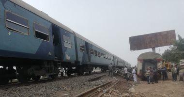 النيابة تتحفظ على سائق قطار طوخ ومسئول برج سندنهور بالقليوبية