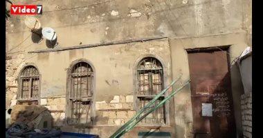 منزل ريا وسكينة فى الاسكندرية