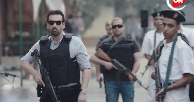 الاختيار 2 الحلقة 7.. قوات الشرطة تطهر كرداسة من التكفيريين