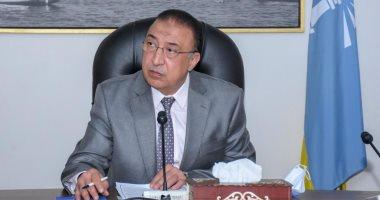 محافظ الإسكندرية: القيمة الاجمالية لتطوير ميدان محطة مصر 227 مليون جنيها