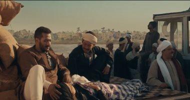 """مسلسل موسى الحلقة 8 .. هل تقتل """"الأفعى"""" والدة محمد رمضان؟"""