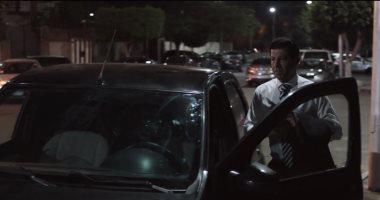 """مسلسل """"الاختيار 2"""" الحلقة 9.. شاهد لحظة اغتيال الضابط محمد مبروك.. فيديو"""