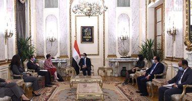 رئيس الوزراء: مصر لديها قصة نجاح حقيقية مع البنك الأوروبى لإعادة الإعمار