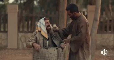 """مسلسل موسى الحلقة 10.. محمد رمضان يثأر لوالدته ويدفن """"غالى"""" فى الأسمنت"""