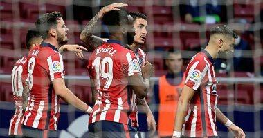 جدول ترتيب الدوري الاسباني بعد فوز أتلتيكو مدريد على ريال سوسيداد