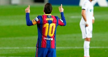 صورة برشلونة ضد سيلتا فيجو.. رقم قياسى ينتظر ميسى فى الدورى الإسبانى