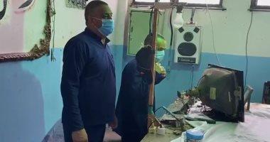 """رمضان فى السجن.. ورش إصلاح الأجهزة الكهربائية خلف الأسوار """"فيديو"""""""