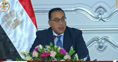 مصطفى مدبولى يطالب المحافظين بفرض غرامات على غير الملتزمين بإجراءات كورونا