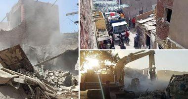 محافظ القاهرة: العاصمة أزالت أصعب المناطق العشوائية بمصر القديمة