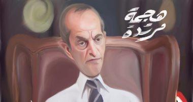 هشام سليم نسر ينقض على الأفاعى.. بورتريه لرجل المخابرات الوقور