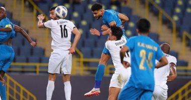 السعودية نيوز |                                              النصر يُسقط السد بثنائية ويتأهلان لثمن نهائي دورى أبطال أسيا.. فيديو