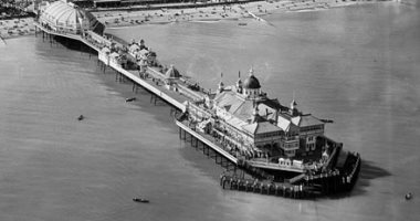 تراث إنجلترا الساحلي في عشرينيات القرن الماضي.. ألبوم صور