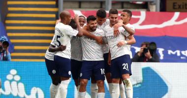 ترتيب الدوري الإنجليزي بعد انتهاء الجولة 34.. السيتي على بُعد خطوة من اللقب