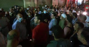 تنسيقية شباب الأحزاب تبرز تفقد نائب محافظ الجيزة لكنيسة العمرانية