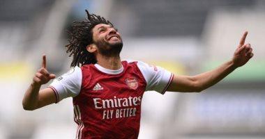 محمد النني: سعيد بأول أهدافي فى البريميرليج واحتفالي جاء من القلب