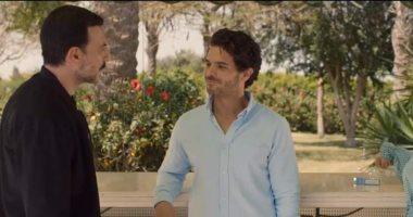 حرب اهلية الحلقة 20.. باسل خياط يخطط للانتقام من يسرا فى ابنتها جميلة عوض