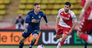 ليون يخطف فوزا مثيرا من أنياب موناكو في الدوري الفرنسي.. فيديو