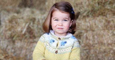 الأميرة شارلوت في الصورة الرسمية لعيد ميلادها.. واثقة ومفعمة بالحيوية