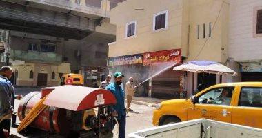 محافظ الشرقية: غلق محطات غسيل السيارات غير المرخصة ورش وتطهير المنشآت والشوارع