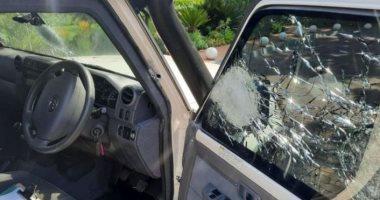 سائق شجاع ينجو بشاحنة نقود من مطاردة لصوص فى جنوب أفريقيا.. فيديو