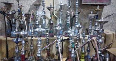 غلق 14 مقهى بالشرابية ودار السلام فى القاهرة