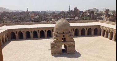 هنا هبط آدم وحواء في القاهرة.. الأسرار العجيبة لجامع بن طولون