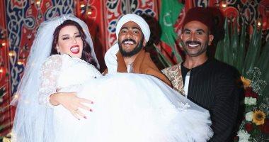 حضور أحمد سعد فرح موسى وحلاوتهم يتصدر الترند.. اعرف الكواليس.. فيديو
