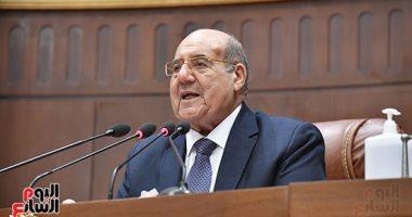 رئيس مجلس الشيوخ مهنئا بعيد القيامة: ندعو الله أن يعيده على الأسرة المصرية بالخير