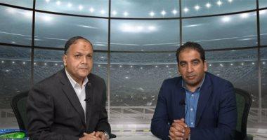 خبير تحكيمى يكشف لتليفزيون اليوم السابع حقيقة مطالبة الأهلي بركلة جزاء وطرد مدافع المحلة