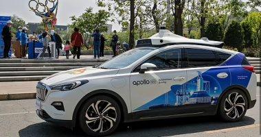 إطلاق أول أسطول من سيارات الأجرة ذاتية القيادة فى بكين