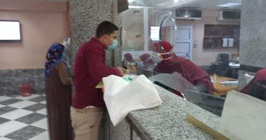 المراكز التكنولوجية بكفر الشيخ تستقبل طلبات الحصول على رخص بناء.. فيديو وصور