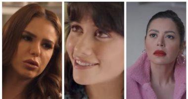 """3 مسلسلات فى دراما رمضان الحالى ترفع شعار """"كل اللى اسمهم نادين خاينين"""""""