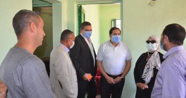 نائب محافظ بنى سويف يفتتح وحدة للتضامن الاجتماعى لخدمة 15 ألف نسمة ببنى بخيت