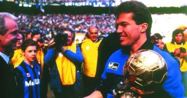 حكايات من دفتر أبطال الكرة الذهبية.. ماتيوس يحصد الجائزة 1990 ووصيفا 91
