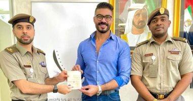 الإمارات العربية المتحدة تمنح الإقامة الذهبية لـ خالد سليم