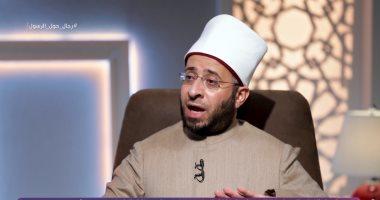 أسامة الأزهرى: فترة خلافة سيدنا عثمان بن عفان غلب عليها الرخاء العظيم