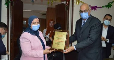 تكليف الدكتور رضا الديب مديرا لفرع التأمين الصحى بالقليوبية