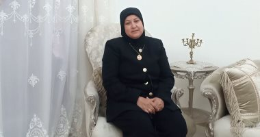 فاكرنهم مش ناسينهم.. والدة الشهيد عاصم أحمد: قال لى لو استشهدت ادعيلى كتير