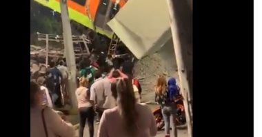 ارتفاع حصيلة ضحايا حادث جسر المترو بالعاصمة المكسيكية إلى 23 قتيلا