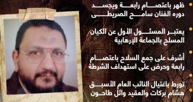 قصة محمد كمال قائد الجناح المسلح للإخوان بعد استهدافه بالاختيار 2.. إنفوجراف