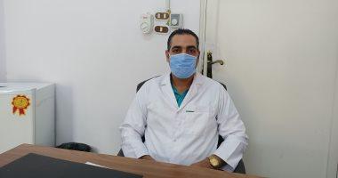 شاهد مدير مستشفى عزل السادات يشرح كيفية التعامل مع أعراض كورونا وتوافر الأكسجين