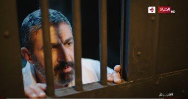 مسلسل ضل راجل الحلقة 22.. براءة ياسر جلال وخروجه من السجن